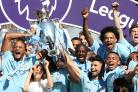 Manchester City won the title at a canter (Martin Rickett/PA)
