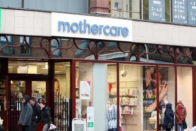 Mothercare store closures will be carried out through a company voluntary arrangement (Paul Faith/PA)