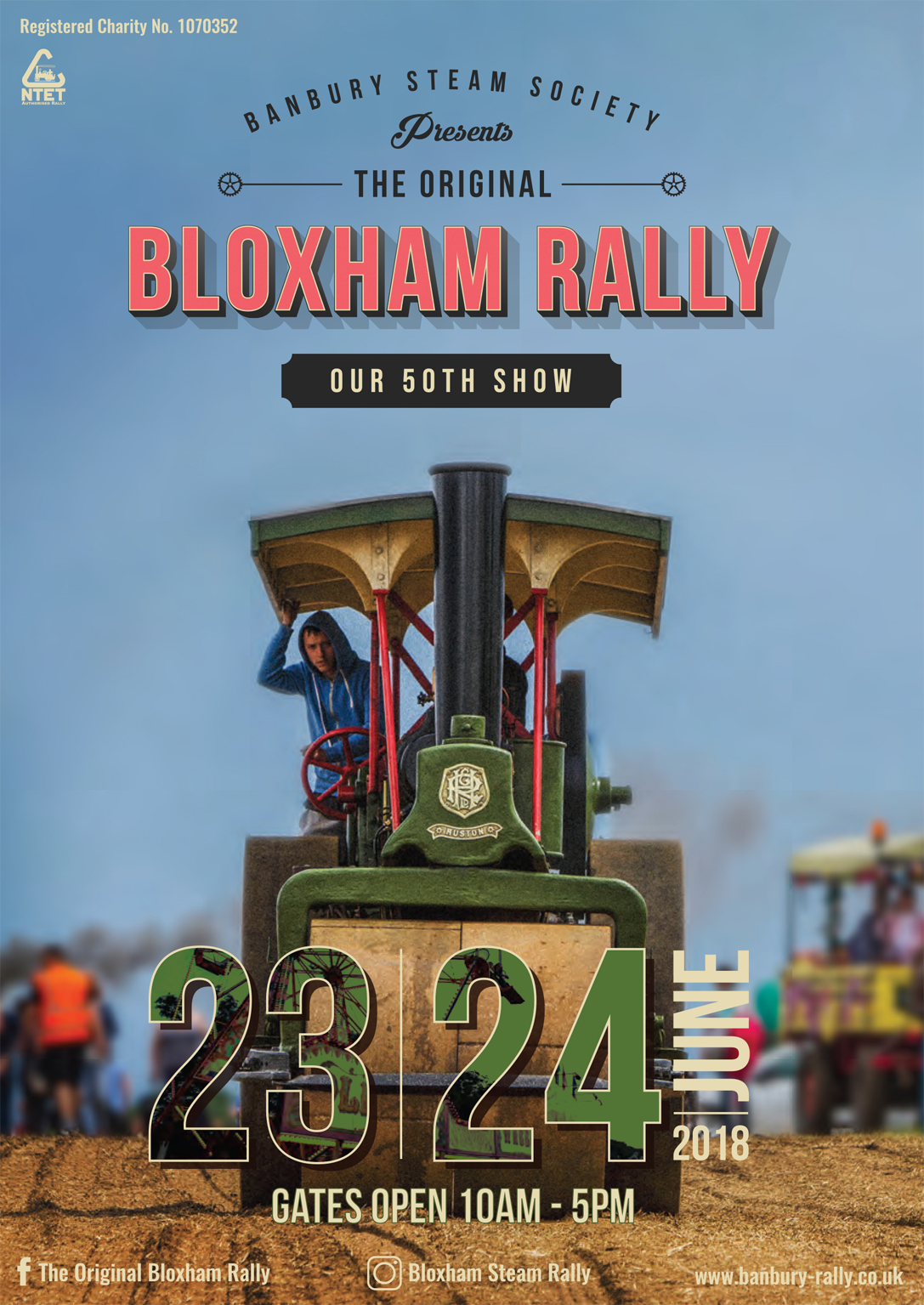 Bloxham Steam Rally
