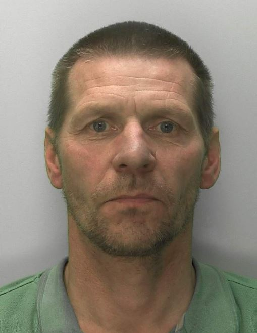 JAILED: David Ballinger. Photo supplied by Gloucestershire Police