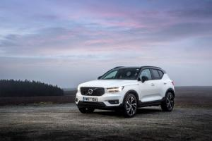 Road test: Volvo XC40