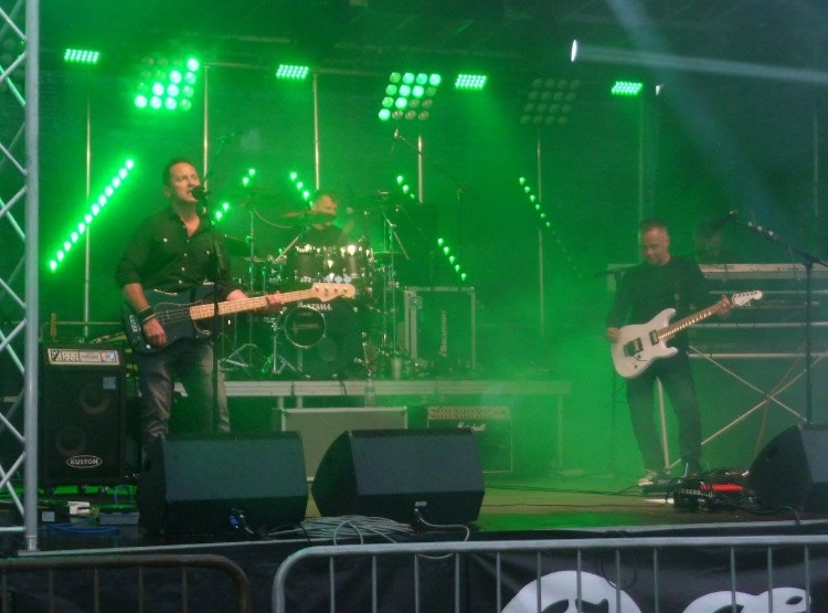 Bewdley rockers Rouen