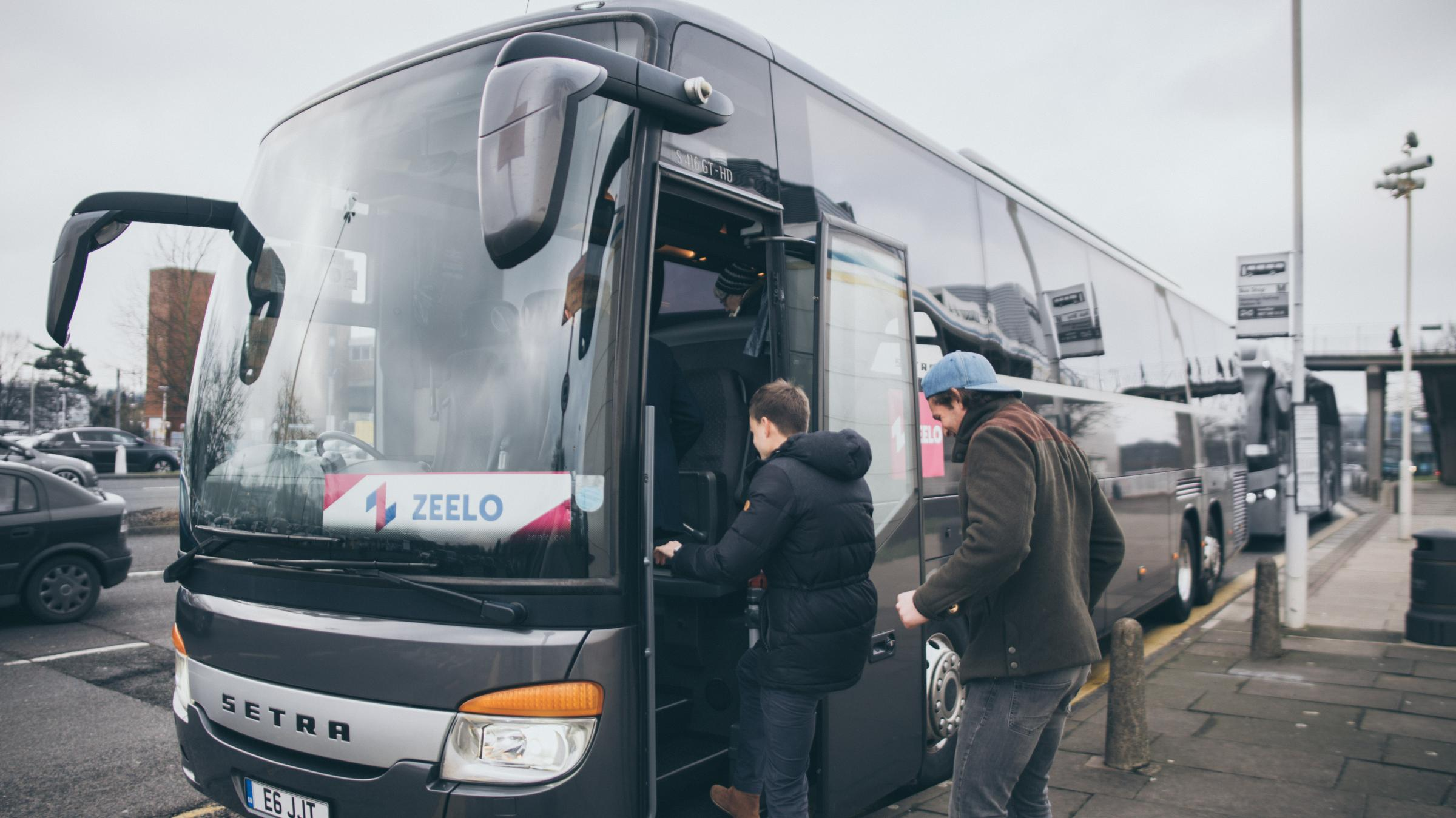 Zeelo are offering free coach travel for Aston Villa fans from points around the region for Saturday's home tie with Wigan Athletic.