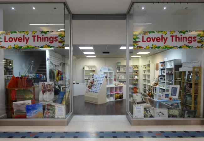 New Art And Craft Shop Lovely Things Opens In The Kingfisher