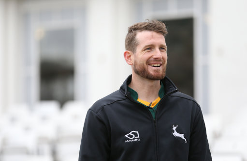 Riki Wessels. Picture: Tim Goode/PA Wire/PA Images