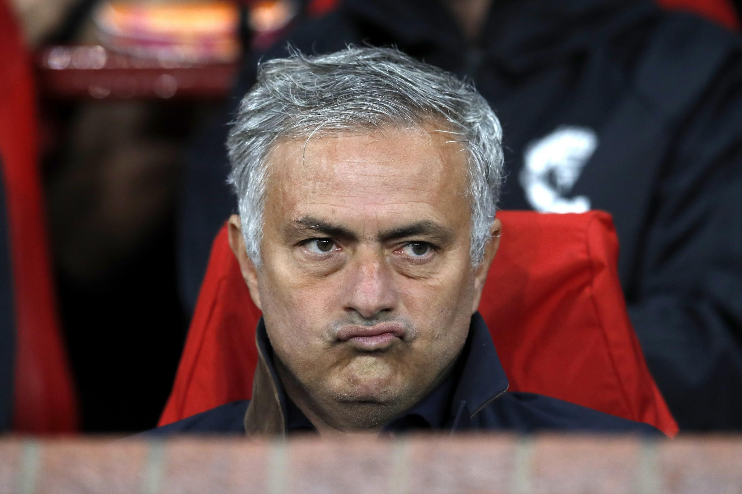 Jose Mourinho has been warned over United's late kick-off against Valencia earlier this month