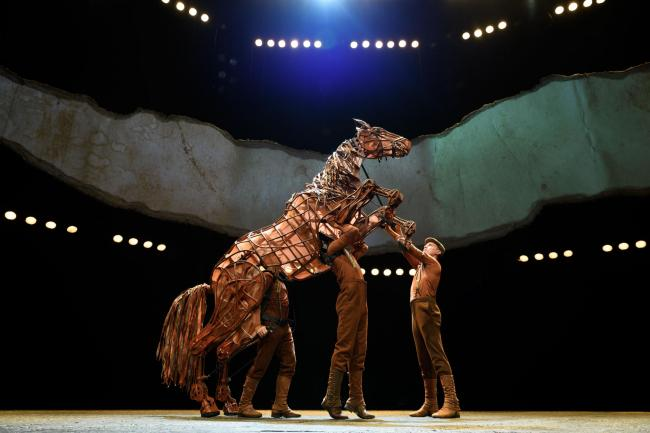 War Horse returns to Birmingham Hippodrome