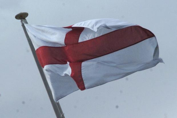 PARADE: Youngsters will march through Stourport to celebrate St George's Day.