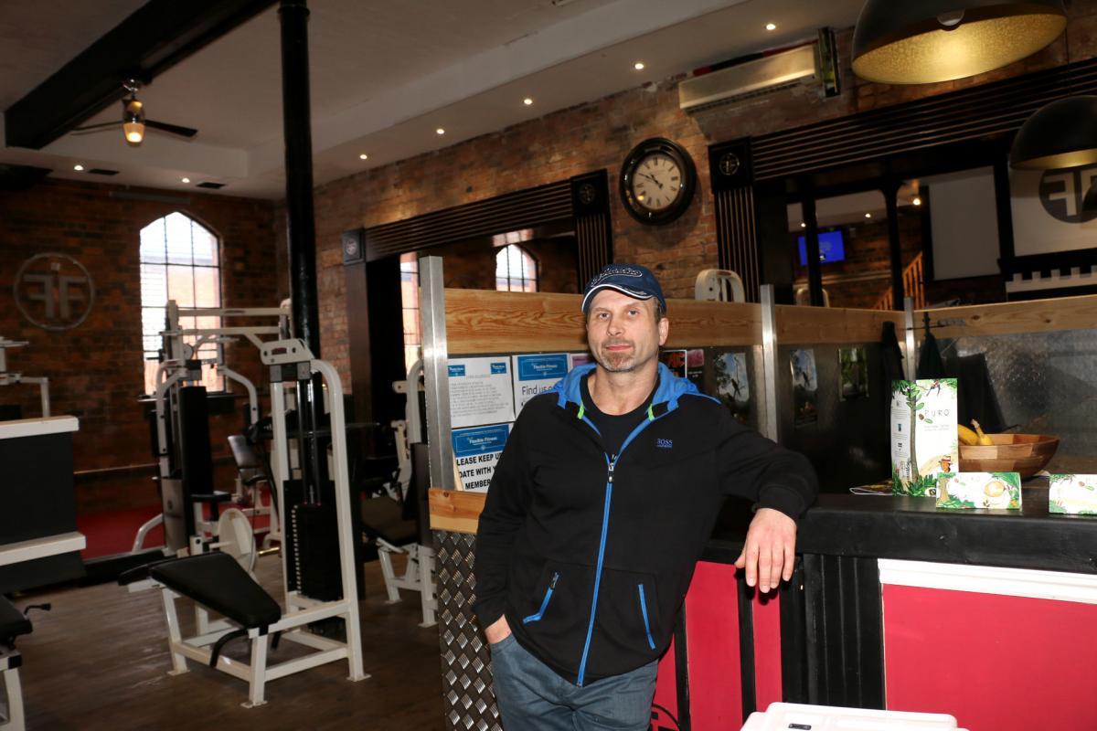 Derelict kidderminster nightclub transformed into new gym flexible