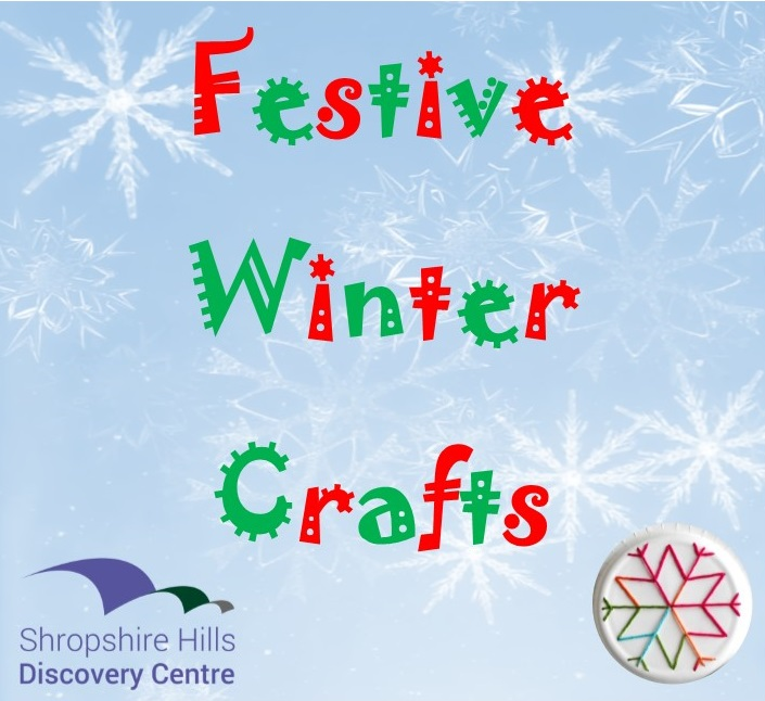 Festive Winter Crafts