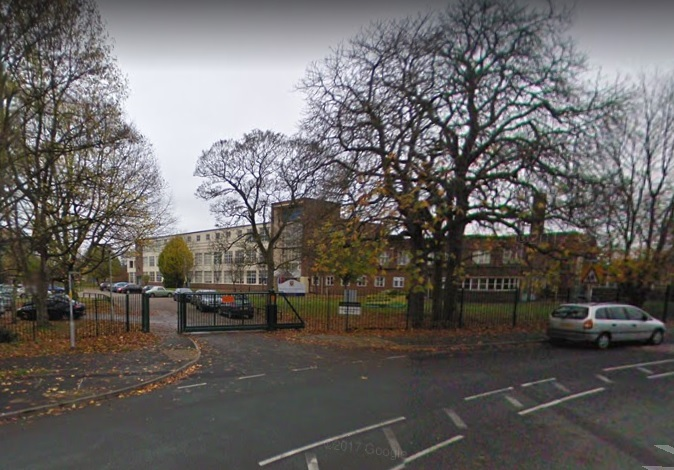 Stourport High School has been rated 'requires improvement' by Ofsted. Photo by Google Maps