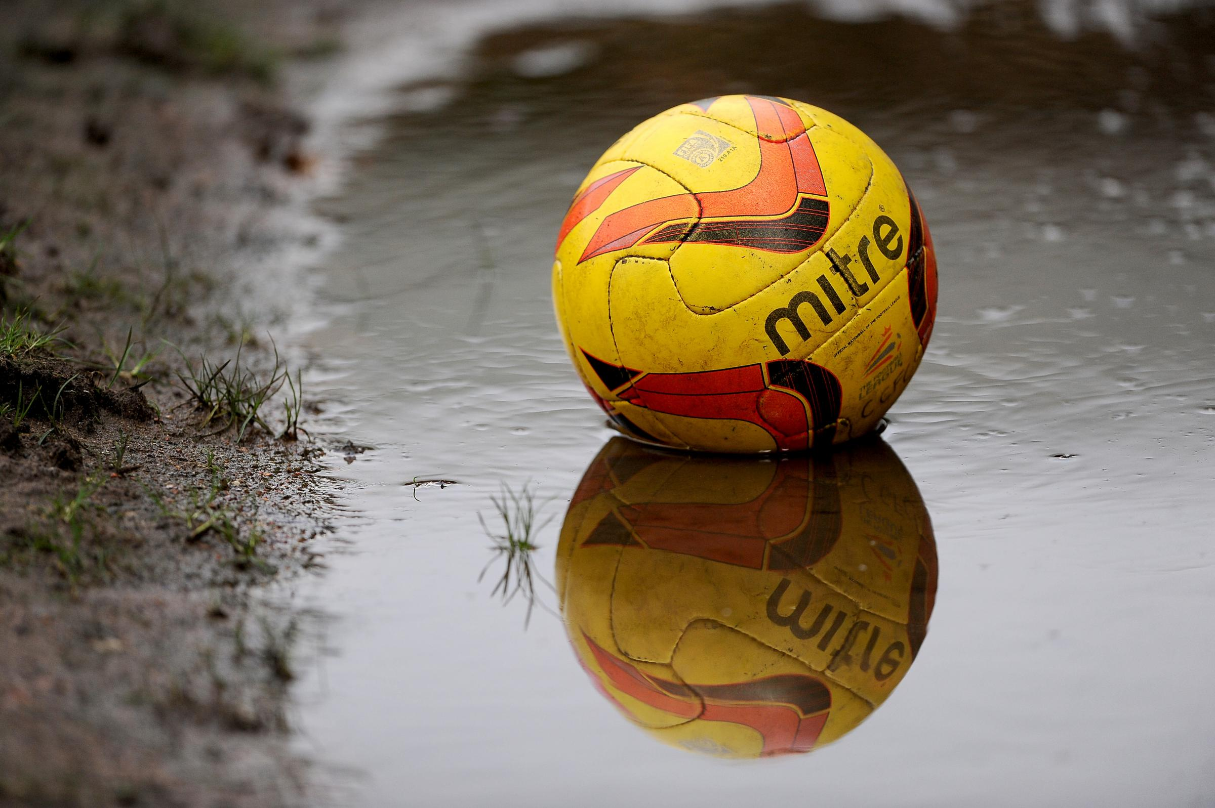 Harriers' game at Spennymoor is off. Photo: Nigel French/PA Archive/PA Images