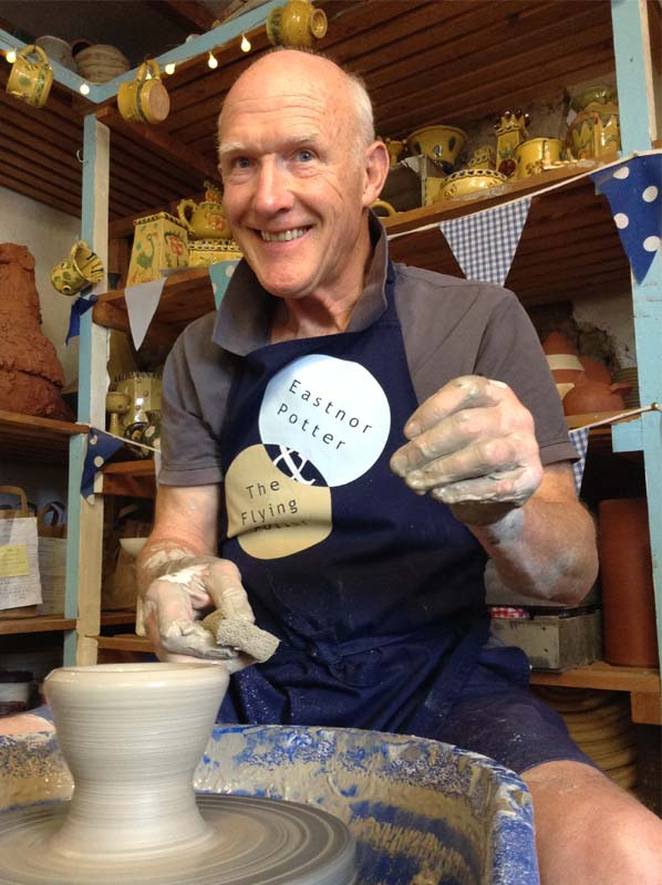 Potter's wheel one day course - Sat 9 Mar