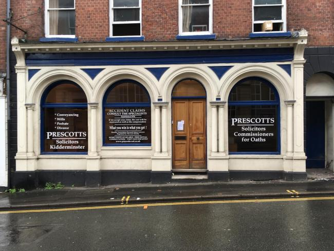 Prescotts Solicitors officers in Church Street