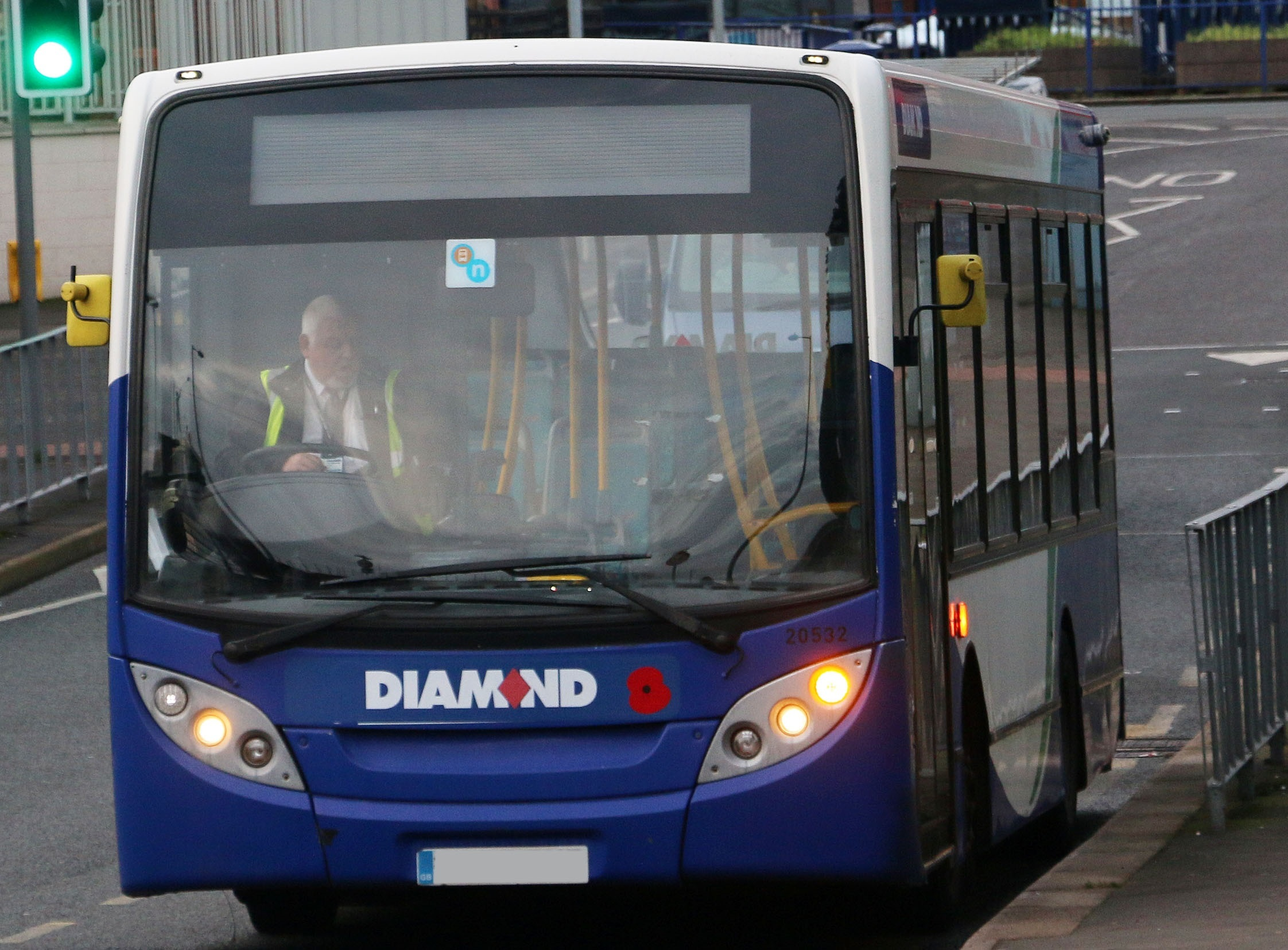 Diamond Buses is increasing some fares from January 2