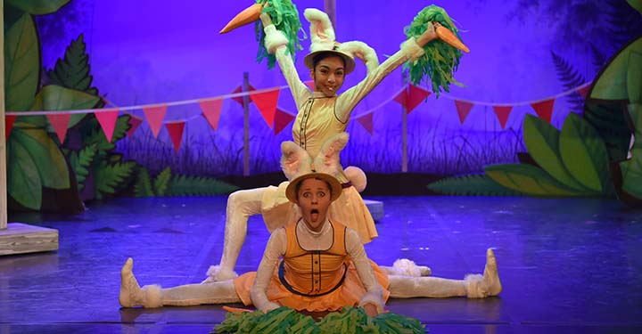 Northern Ballet: Tortoise & the Hare