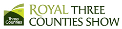 Kidderminster Shuttle: Royal Three Counties Show logo