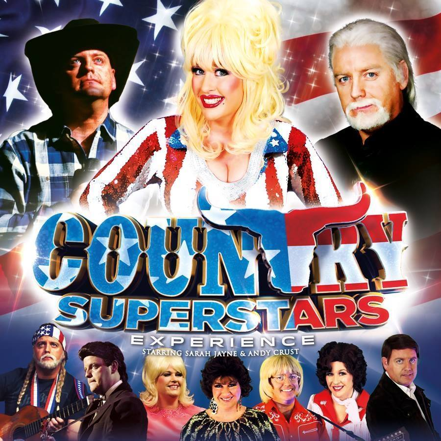 Country Superstars tribute at The Civic, Stourport