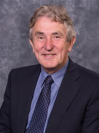 Cabinet Member with Responsibility for Children and Families Andy Roberts