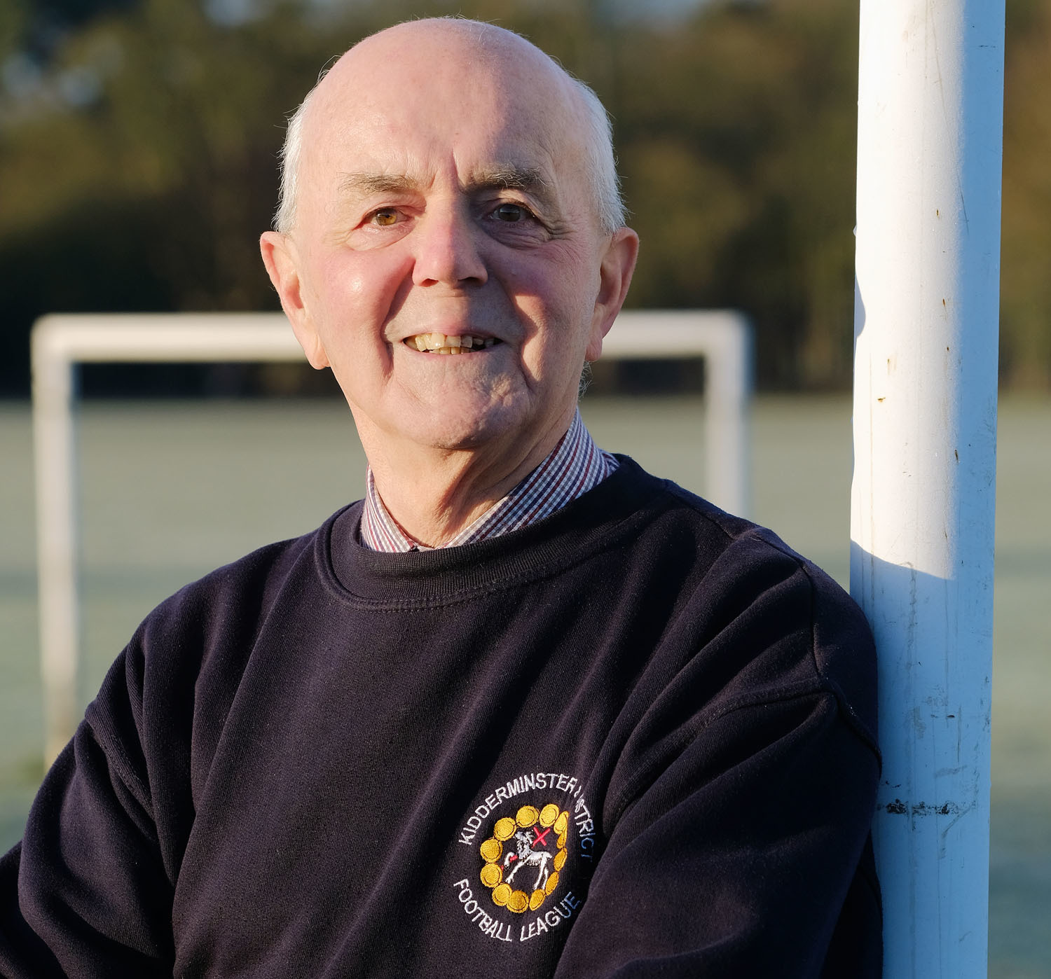 Ernie Pyke has stepped down as secretary of Kidderminster & District Football League