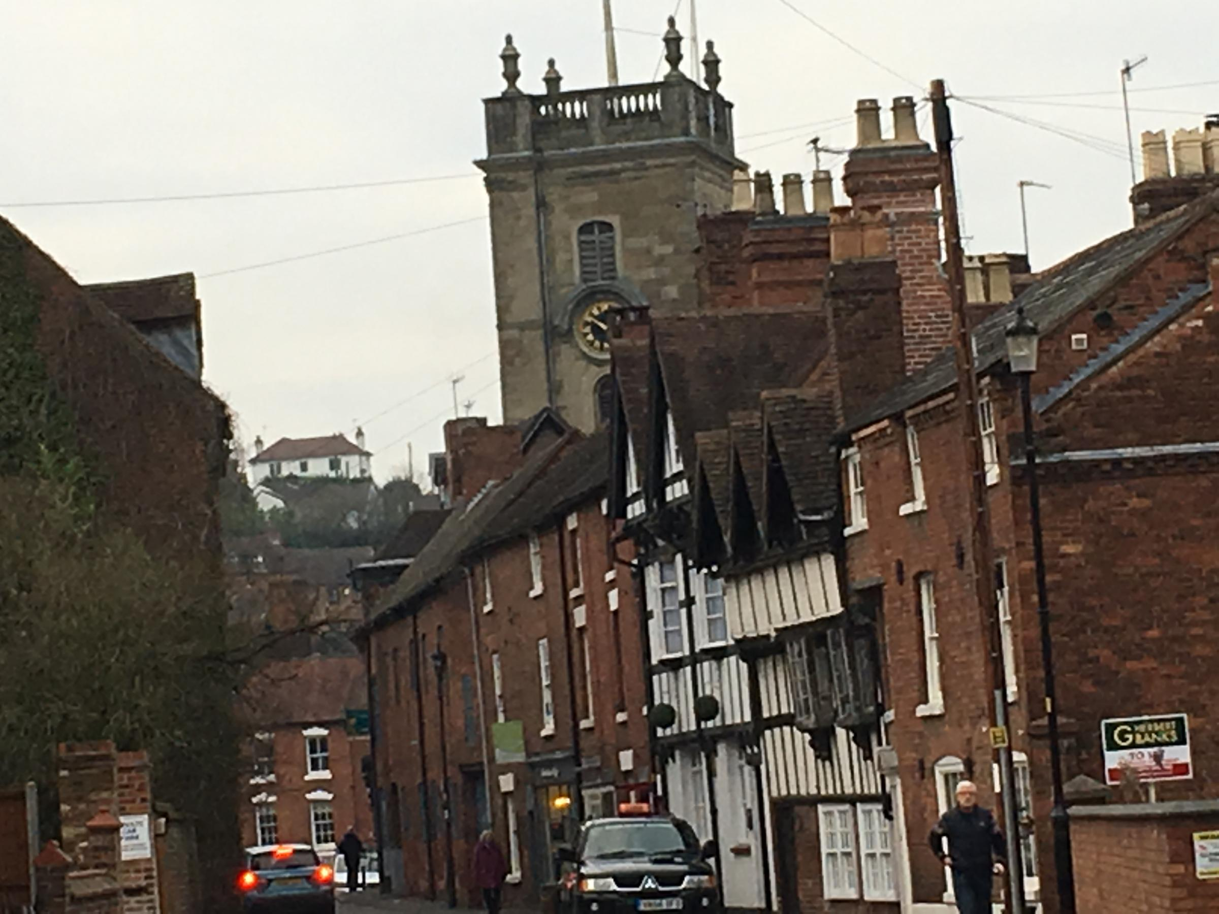 The History of Bewdley. Richard Perrins