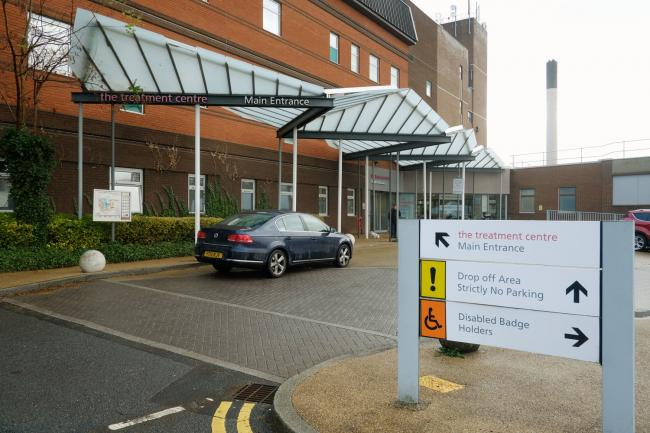 Kidderminster's minor injuries unit is now open daily from 8am to 10pm