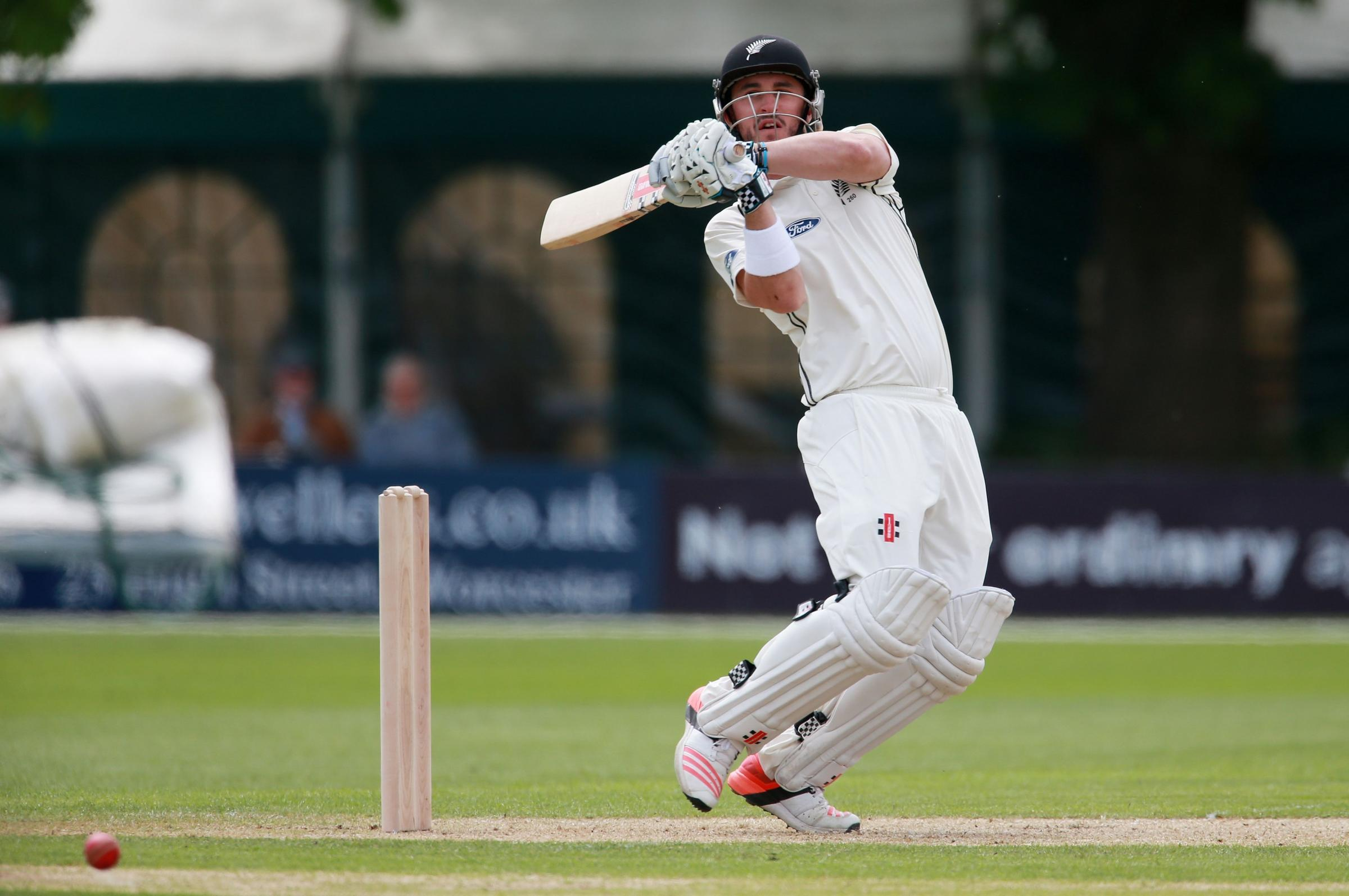 Hamish Rutherford will make his Worcestershire debut today. Picture: DAVID DAVIES/PA IMAGES