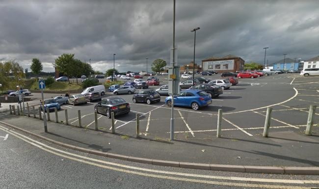 Bromsgrove Street long stay car park in Kidderminster. Photo from Google Maps