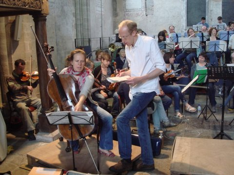 Concerts for Craswall Open Rehearsal