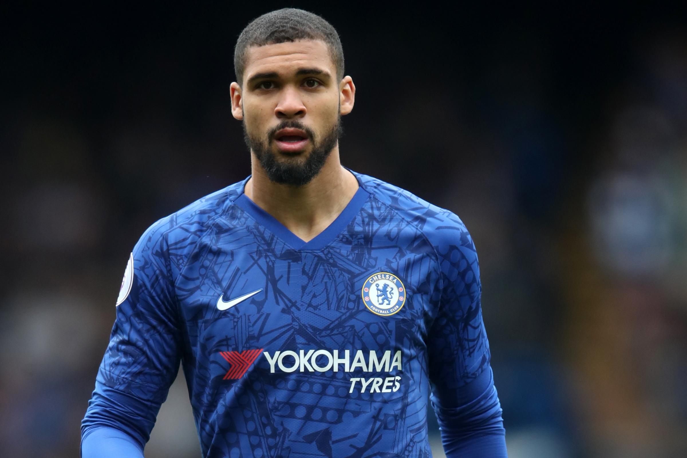 Ruben Loftus-Cheek is facing a spell on the sidelines