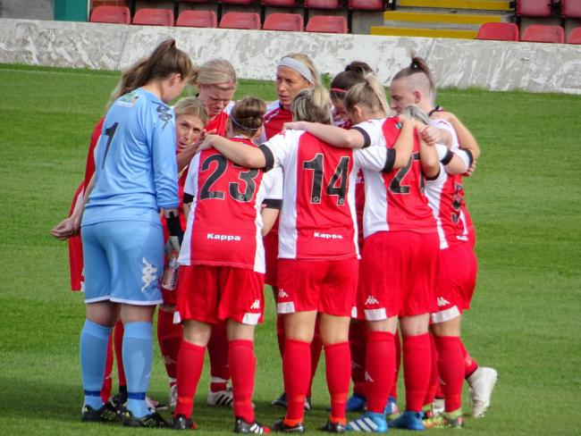 Harriers women have completed another season