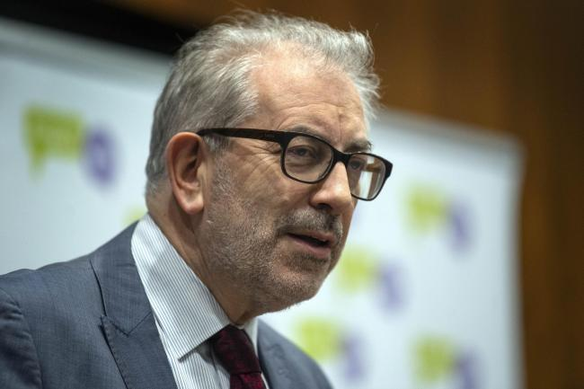Lord Kerslake, former head of the Civil Service, who has warned that the gaps between the richest and poorest parts of the UK will widen without Government action. Picture: Victoria Jones/PA Wire.
